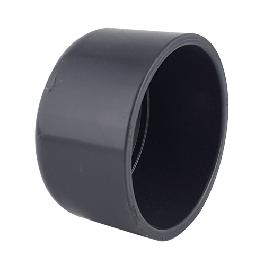 Gray PVC Cap (Socket)