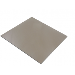 Smoked Acrylic Replacement Lens - 23.5'' x 23.5'' x .25'' Bronze