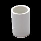White PVC Coupling