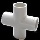 White PVC Cross