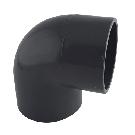 Gray PVC Elbow 90