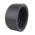 Gray PVC Cap (fnpt)