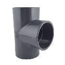 Gray PVC Tee (Socket)