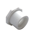 White PVC Reducer Bushing (soc x spig)